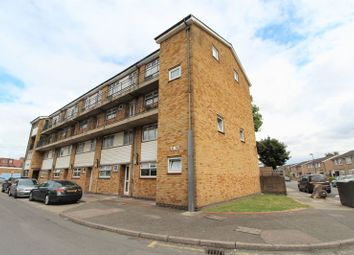 Thumbnail 3 bed flat for sale in Emsworth Close, Edmonton