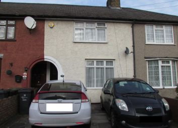 Thumbnail 2 bed terraced house to rent in Fitzstephen Road, Becontree, Dagenham