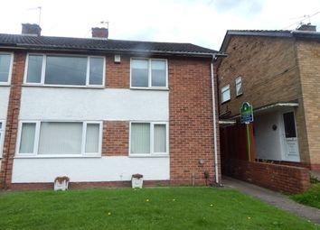 Thumbnail 2 bed flat for sale in Burnside Way, Longbridge, Birmingham