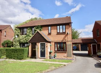 Thumbnail 3 bedroom semi-detached house for sale in Larchwood, Bishop's Stortford