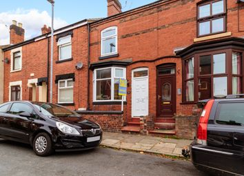 Thumbnail 2 bed terraced house for sale in Harris Street, Hartshill, Stoke-On-Trent
