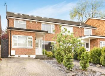 Thumbnail 4 bed semi-detached house for sale in Denewood, New Barnet