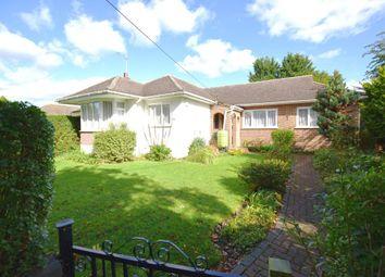 Thumbnail 3 bedroom detached bungalow for sale in Oxenden Road, Tongham, Farnham, Surrey