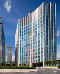 Thumbnail Office to let in 5 Churchill Place E14,