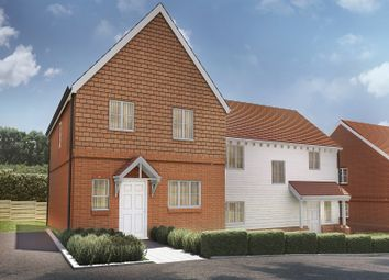 Thumbnail 3 bed semi-detached house for sale in Hailsham Road, Herstmonceux, Hailsham