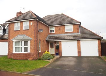 Thumbnail 4 bed detached house for sale in Levellers Way, Newark