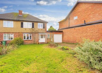 Thumbnail 3 bed semi-detached house for sale in Packhorse Close, St. Albans