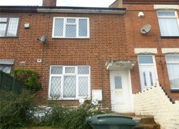 Thumbnail 3 bed terraced house to rent in Swan Lane, Coventry, West Midlands