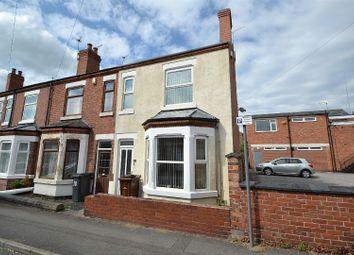 Thumbnail 2 bedroom semi-detached house for sale in Salisbury Street, Long Eaton, Nottingham