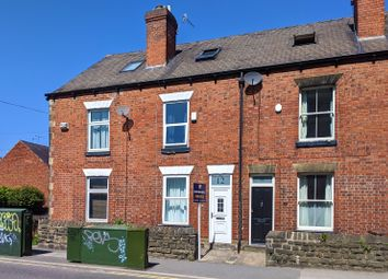 Thumbnail 3 bed terraced house for sale in Greystones Road, Sheffield