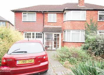 Thumbnail 4 bed semi-detached house for sale in Edenhurst Avenue, Leicester