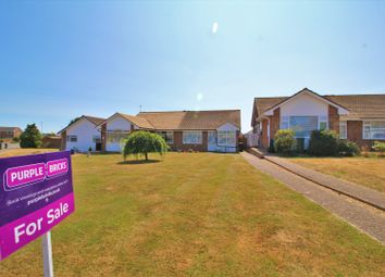Thumbnail 2 bed semi-detached bungalow for sale in Woodpecker Road, Eastbourne