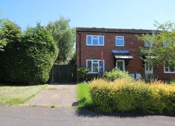 Thumbnail 3 bed end terrace house for sale in St. Michaels Road, Locks Heath, Southampton
