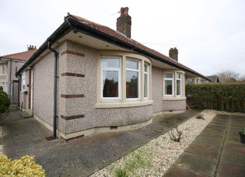Thumbnail 2 bed bungalow for sale in Ruskin Drive, Bare, Morecambe