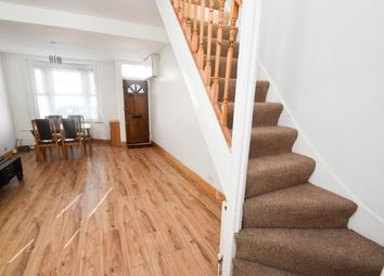Thumbnail 2 bed terraced house to rent in Glenavon Road, Stratford, Newham