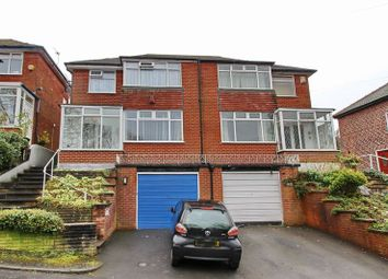 Thumbnail 3 bedroom semi-detached house for sale in Lowther Road, Prestwich, Manchester