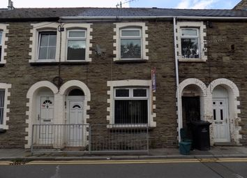 Thumbnail 2 bed terraced house to rent in Castle Street, Abertillery