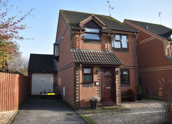 Thumbnail 3 bed detached house for sale in Thomas Hardy Close, Sturminster Newton