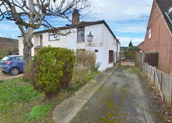 Thumbnail 3 bed semi-detached house for sale in Old Reddings Road, The Reddings, Cheltenham