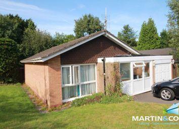 Thumbnail 3 bedroom detached bungalow to rent in Hampshire Drive, Edgbaston