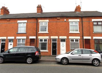 Thumbnail 2 bed terraced house for sale in St Saviours Road, Leicester