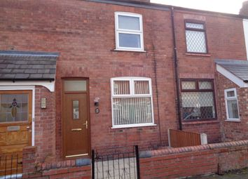 Thumbnail 2 bed terraced house to rent in Leonard Street, Stockton Heath