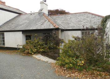 Thumbnail 1 bedroom semi-detached bungalow to rent in Mary Tavy, Tavistock