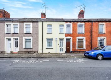 Thumbnail 2 bedroom terraced house for sale in Glynne Street, Canton, Cardiff