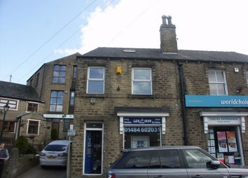 Thumbnail 2 bedroom maisonette to rent in North Road, Kirkburton, Huddersfield