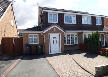 Thumbnail 3 bed semi-detached house for sale in Mallory Avenue, Lydiate, Merseyside