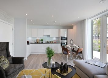 "Thumbnail 3 bed flat for sale in ""Andrewes House"" at The Ridgeway, Mill Hill, London"