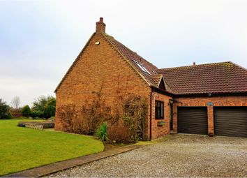 Thumbnail 4 bed detached house for sale in Church Lane, York