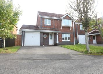 Thumbnail 3 bed detached house to rent in Idencroft Close, Pontprennau, Cardiff