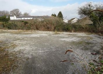 Thumbnail Land to let in Yard North Of Stennack Road, Stennack Road, Holmbush Industrial Estate, St Austell