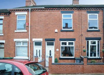 Thumbnail 2 bed terraced house for sale in Neville Street, Oakhill, Stoke-On-Trent