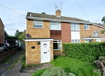 Thumbnail 3 bed property to rent in Ongar Place, Addlestone, Surrey