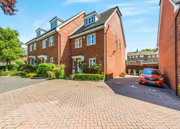 Thumbnail 3 bedroom end terrace house for sale in Berwick Gardens, Sutton, Surrey