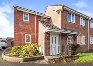 Thumbnail 4 bed semi-detached house for sale in Heathfield, Newton Abbot, Devon