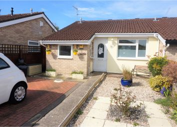 Thumbnail 2 bed bungalow for sale in Lydstep Road, Barry