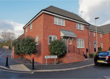 Thumbnail 4 bed detached house for sale in Mallard Close, Aylestone, Leicester