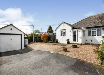 Thumbnail 3 bed semi-detached bungalow for sale in Kitchener Road, Amesbury, Salisbury