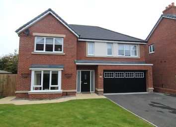 Thumbnail 5 bed detached house for sale in Hornbeam Close, Gilesgate, Durham