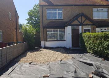 Thumbnail 3 bed semi-detached house to rent in Westfield Road, Slough