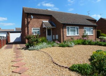 Thumbnail 2 bed semi-detached bungalow for sale in Abbot Thurston Avenue, Ely