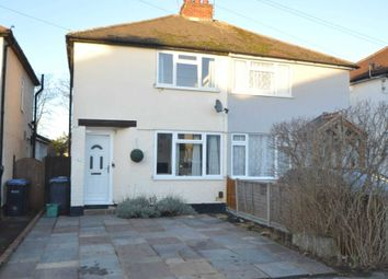Thumbnail 3 bed semi-detached house for sale in Weston Avenue, Addlestone