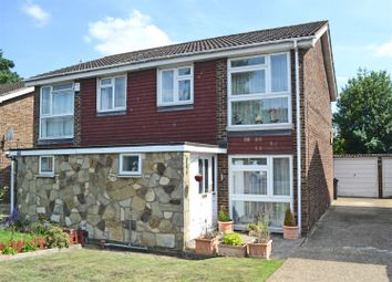 Thumbnail 3 bed semi-detached house for sale in Spencer Road, Osterley, Isleworth