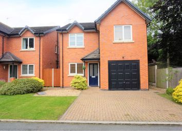 Thumbnail 4 bed detached house to rent in Oak Court, Deeside