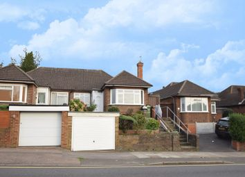 Thumbnail 3 bed semi-detached bungalow to rent in Crawley Green Road, Luton
