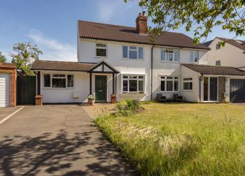Thumbnail 3 bed semi-detached house for sale in Westwood Green, Cookham, Maidenhead