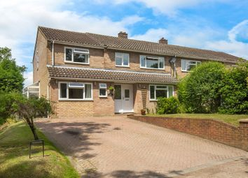 Thumbnail 5 bed semi-detached house for sale in Brickyard Lane, Reed, Royston